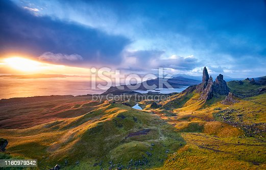 1160979608istockphoto View Over Old Man Of Storr, Isle Of Skye, Scotland 1160979342