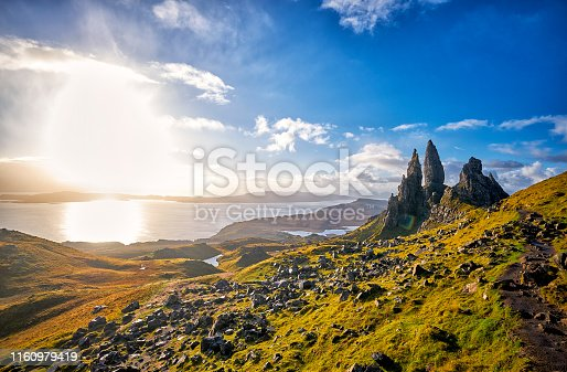 1160979608istockphoto View Over Old Man Of Storr, Isle Of Skye, Scotland 1160979419