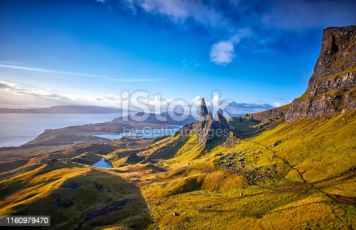 1160979608istockphoto View Over Old Man Of Storr, Isle Of Skye, Scotland 1160979470