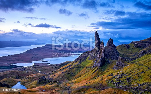 1160979608istockphoto View Over Old Man Of Storr, Isle Of Skye, Scotland 1160979472