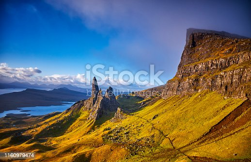 1160979608istockphoto View Over Old Man Of Storr, Isle Of Skye, Scotland 1160979474