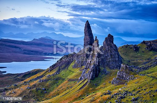 1160979608istockphoto View Over Old Man Of Storr, Isle Of Skye, Scotland 1160979476