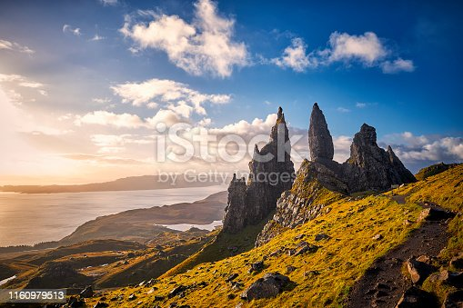 1160979608istockphoto View Over Old Man Of Storr, Isle Of Skye, Scotland 1160979513