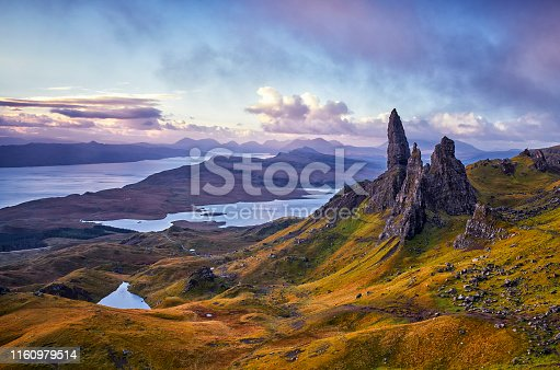 1160979608istockphoto View Over Old Man Of Storr, Isle Of Skye, Scotland 1160979514