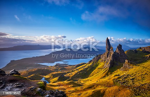 1160979608istockphoto View Over Old Man Of Storr, Isle Of Skye, Scotland 1160979542