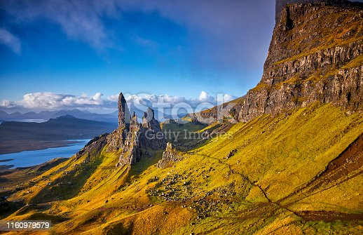 1160979608istockphoto View Over Old Man Of Storr, Isle Of Skye, Scotland 1160979579