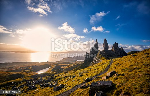 1160979608istockphoto View Over Old Man Of Storr, Isle Of Skye, Scotland 1160979607