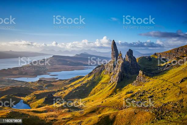 Photo of View Over Old Man Of Storr, Isle Of Skye, Scotland