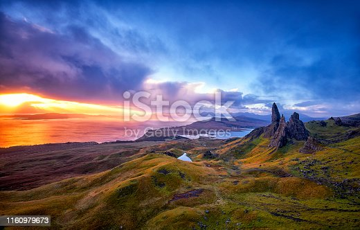1160979608istockphoto View Over Old Man Of Storr, Isle Of Skye, Scotland 1160979673