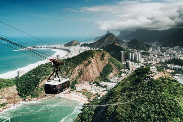 Blick über Rio de Janeiro, Brasilien – Foto