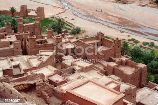 istock View over the Casbah 157560957