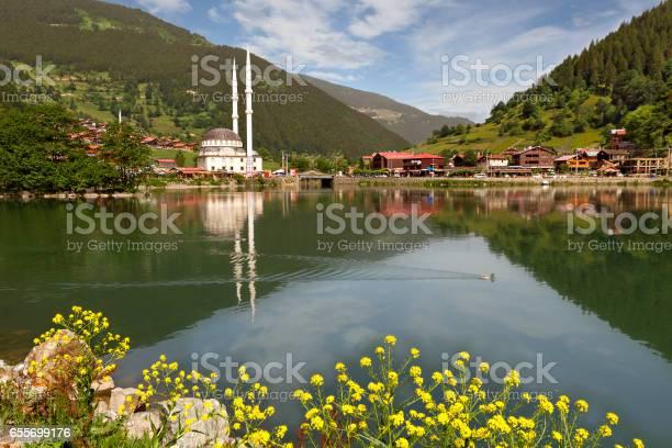 Photo of View over the mountain village of Uzungol, Trabzon, Turkey