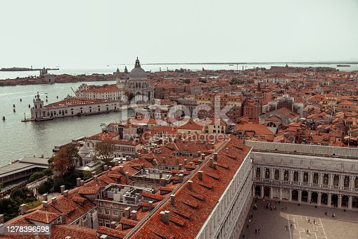 istock View over the Venice 1278396598