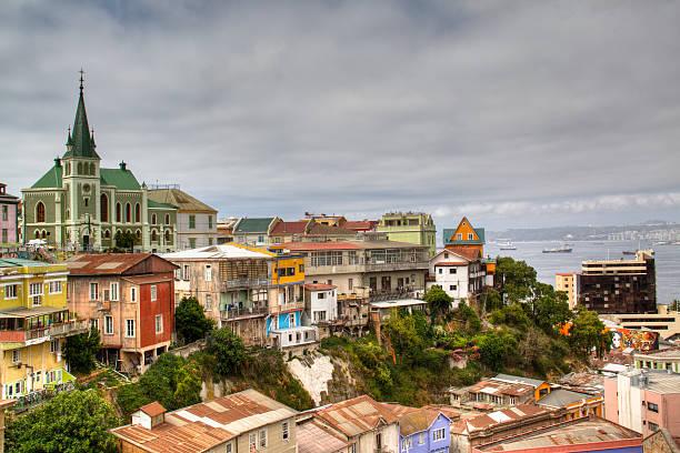 Ciudad Concepcion Chile - Banco de fotos e imágenes de stock - iStock