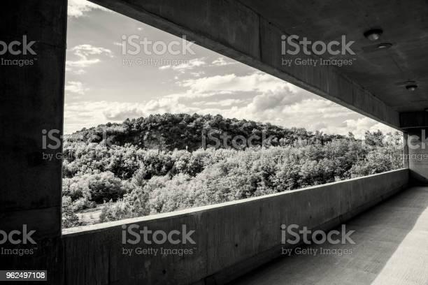Foto de Ponto De Vista Da Varanda Grande e mais fotos de stock de Arte