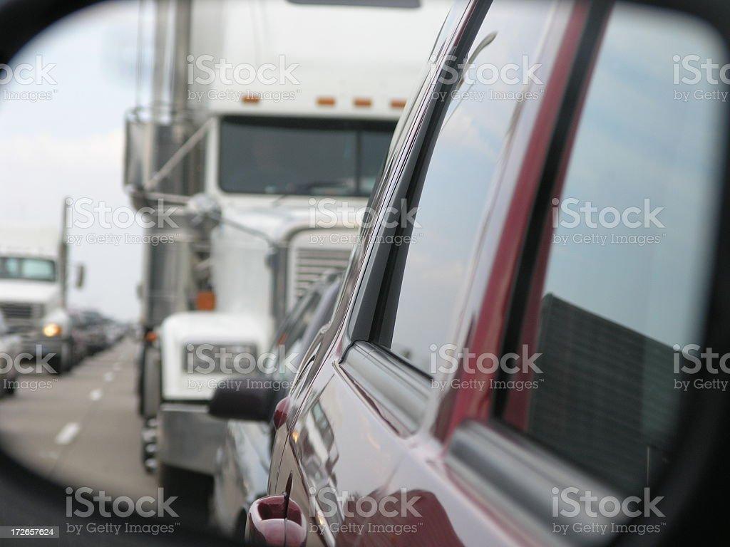 Gridlock - foto de stock
