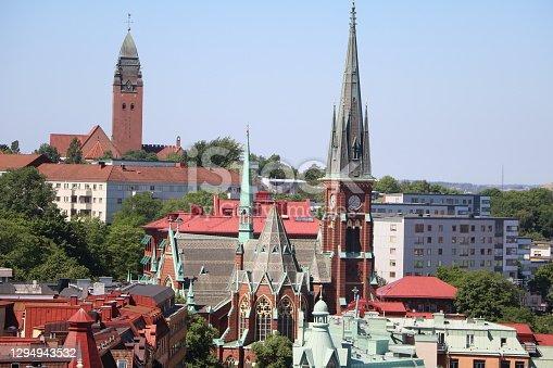View to Gothenburg, Sweden