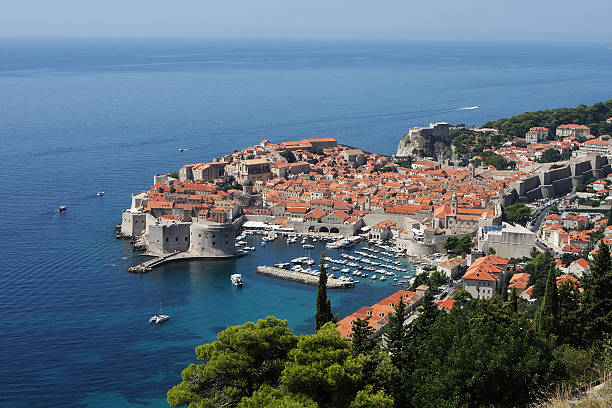 View to old Dubrovnik – Foto