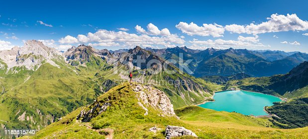 istock View to the Alps in Austria 1183815740