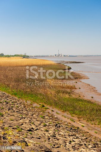 The Humber Estuary has riverside footpaths on both banks for recreational use and is a popular destination for visitors to the Humber Bridge close by.