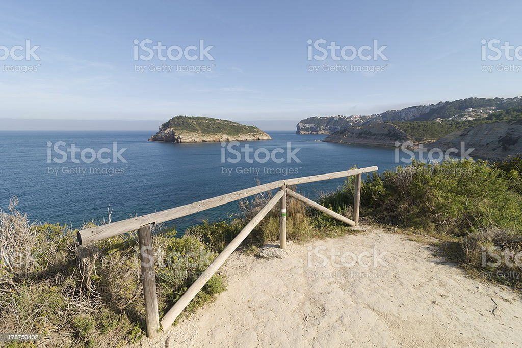 Viewpoint stock photo