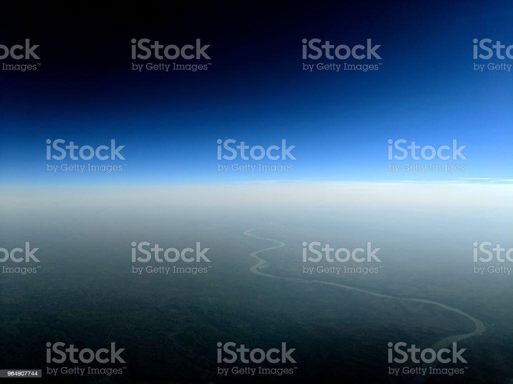 Seems like the edge of space