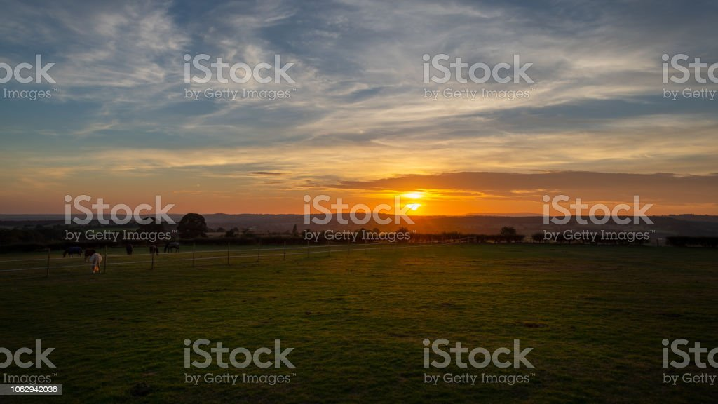Views from Sugarloaf. stock photo