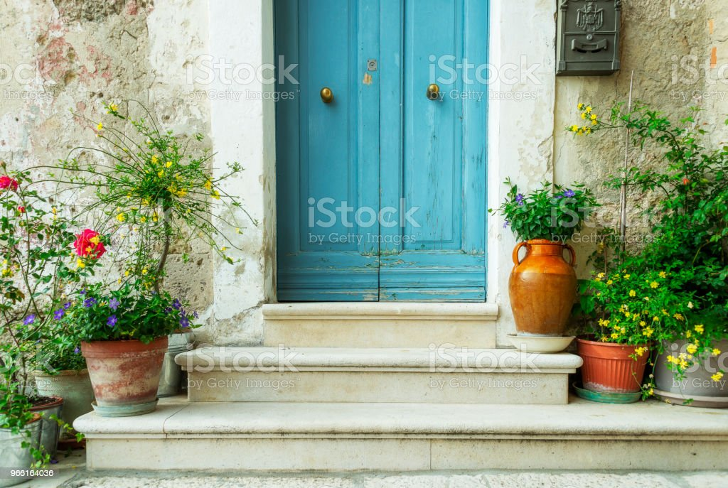 views of Matera city - Royalty-free Ancient Stock Photo