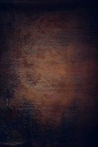 Vignetted Rusty Metal Surface Can Be Used As A Phone Screen Wallpaper Stock Photo Download Image Now