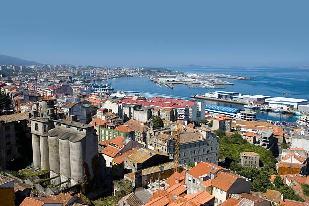 Vigo-Stadt – Foto