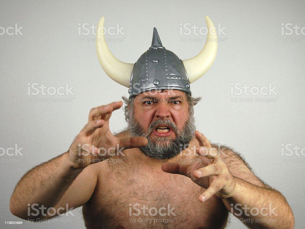 Viking Strangler royalty-free stock photo