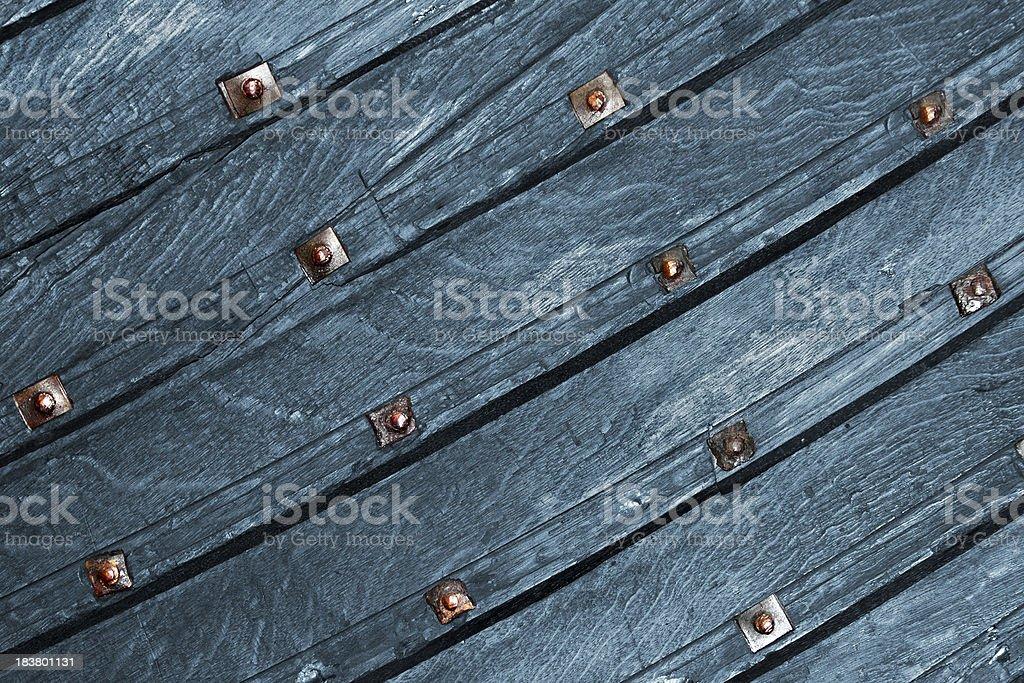 Viking madera - foto de stock