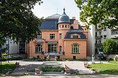istock Villa Loew-Beer in Brno, Czech Republic 1278223060
