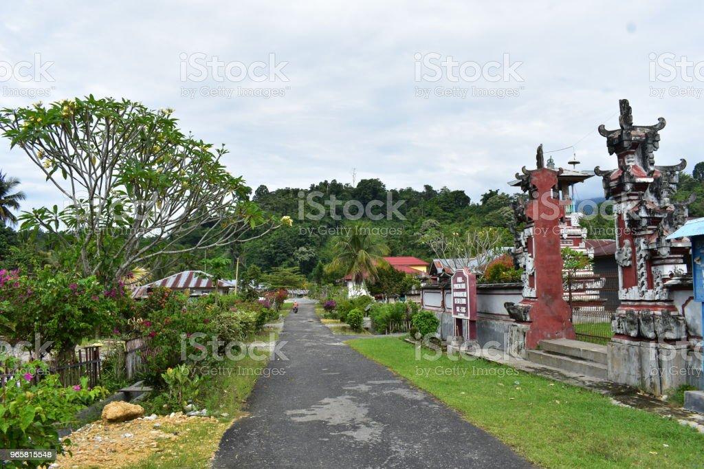 Village balinais - Royalty-free Asia Stock Photo