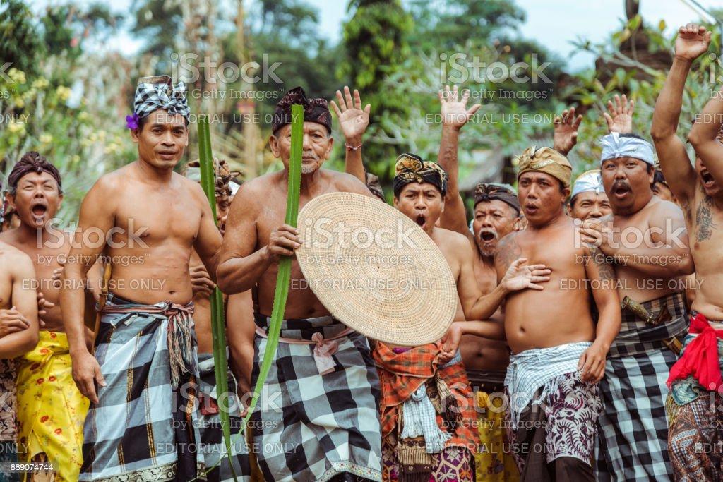 Village Celebration Bali Indonesia Stock Photo Download Image Now