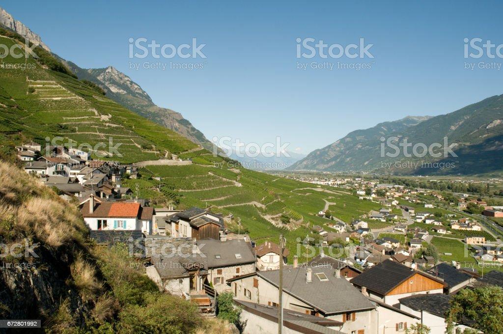 Village de Branson stock photo