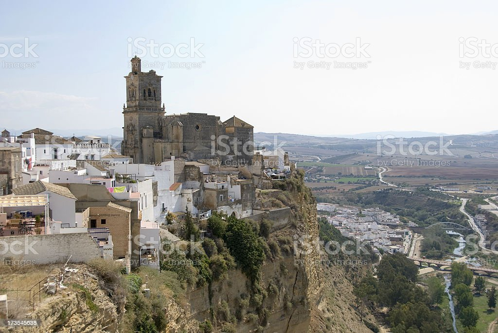 Village of Arcos royalty-free stock photo
