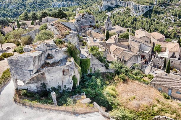 Dorf Baux-de-Provence – Foto