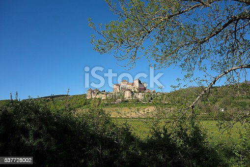 The village of Berzé le Chatel is a medieval village between Mâcon and Cluny topped with an impressive castle.