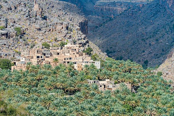 Village of Misfat Al Abriyeen, Sultanate of Oman – Foto