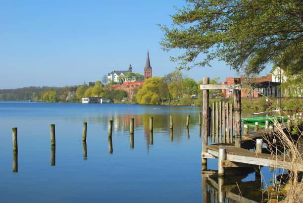 Village of Ploen,Schleswig-Holstein,Germany – Foto