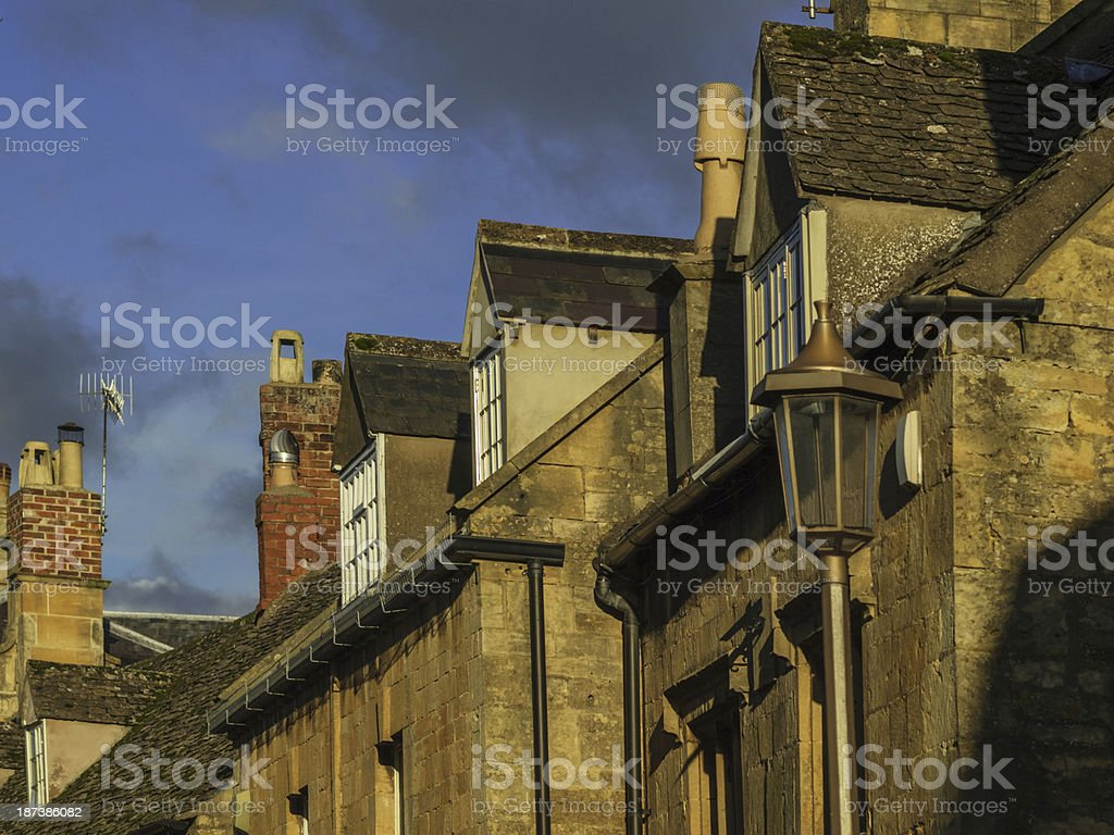 village royalty-free stock photo