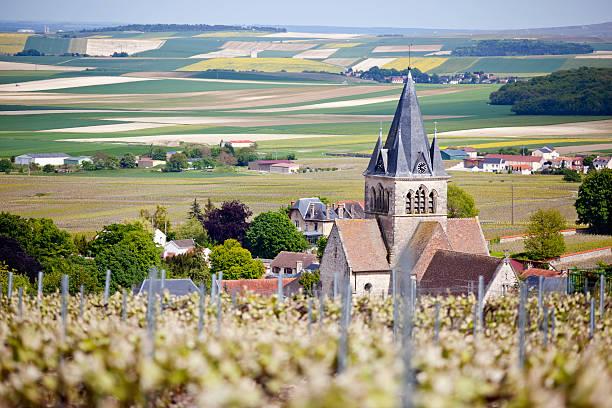Ville-Dommange Champagne France