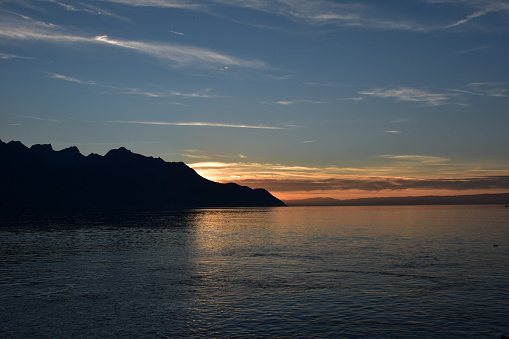 Villeneuve Sunset