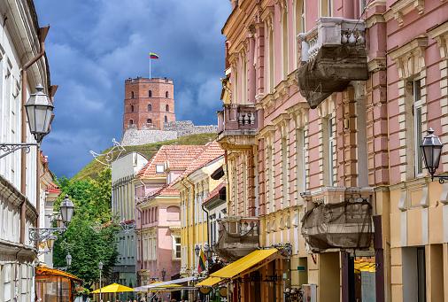 Vilnius Old Town, Lithuania, Eastern Europe