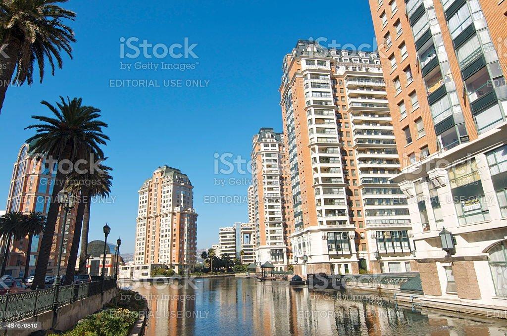 Vinã Del Mar - Chile stock photo