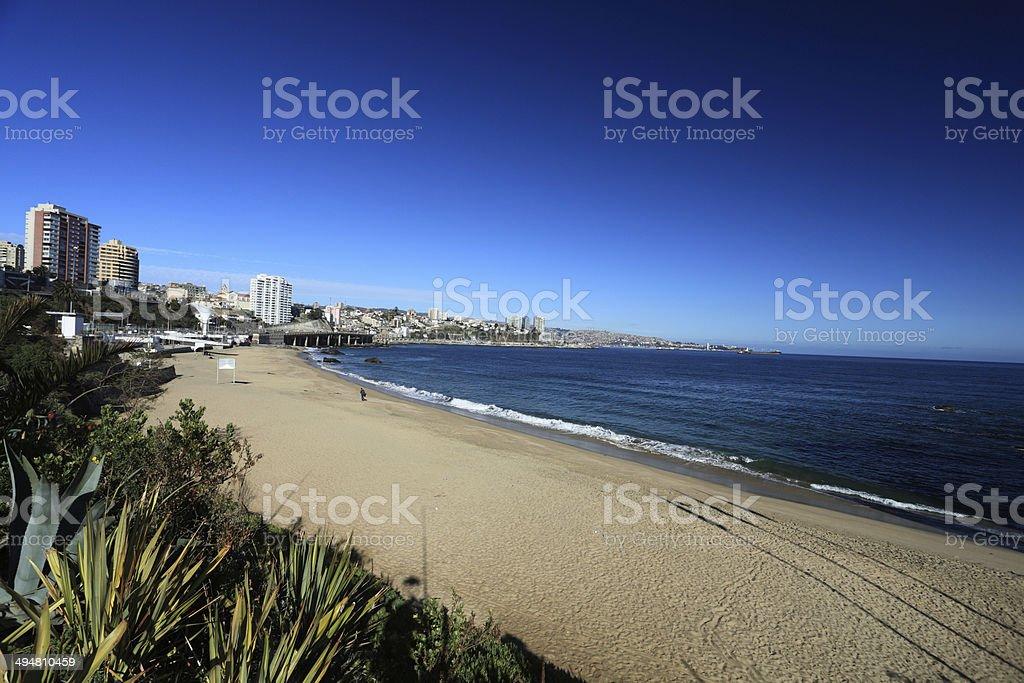 Vina del Mar stock photo