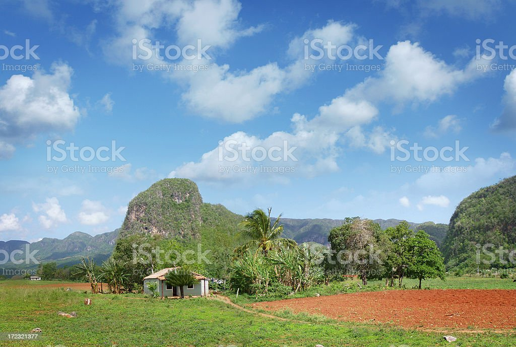 Vinales valley royalty-free stock photo