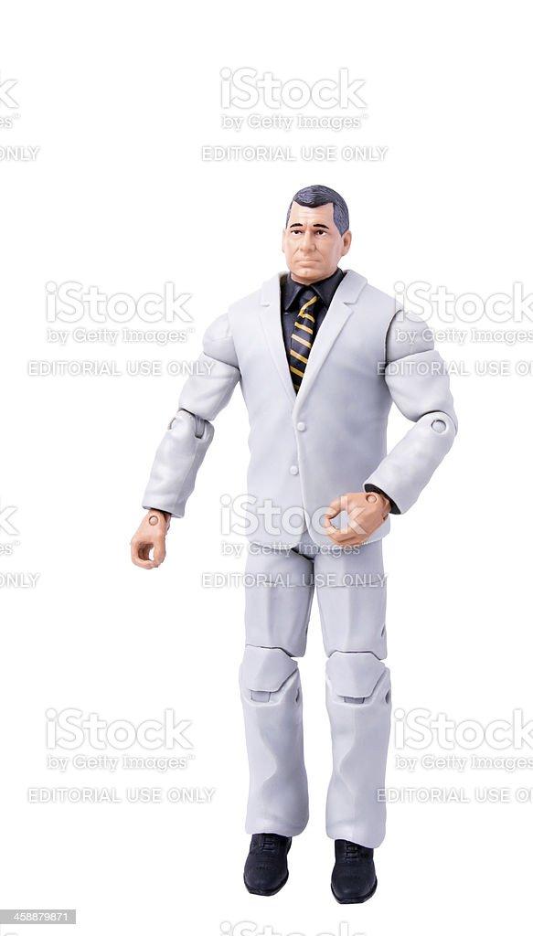Vince McMahon stock photo