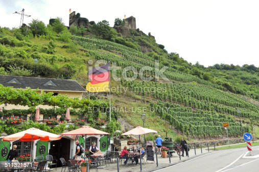 948424058istockphoto vineyards and restaurant under Metternich Castle 511321871